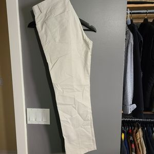 Used once chino pants. Calvin Klein